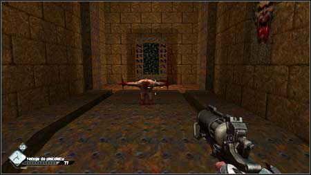 Inside the room you'll find the Shambler Plush - Quake - Special id rooms - Rage - Game Guide and Walkthrough