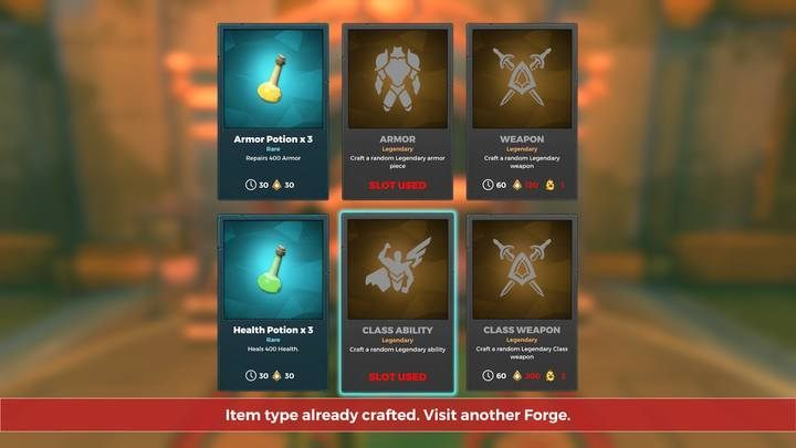 Crafting in Realm Royale - Realm Royale Game Guide | gamepressure com