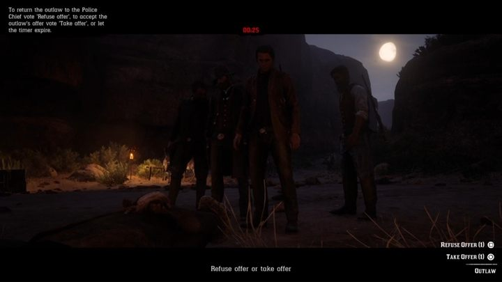 You finally reach the camp - If the Hat Fits... | Story missions in Red Dead Online - Story missions - Red Dead Online Guide