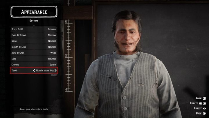 If you make a caricatural-looking character, you will have to play it throughout your entire adventure in Red Dead Online - Starting Tips for Red Dead Online - Basics - Red Dead Online Guide