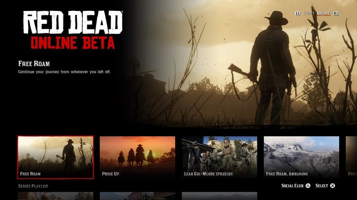 The fast travel option requires you to pay money, but there is a way to get around it - open the menu, go to the online mode and select the option to start Free roam in, i - Starting Tips for Red Dead Online - Basics - Red Dead Online Guide
