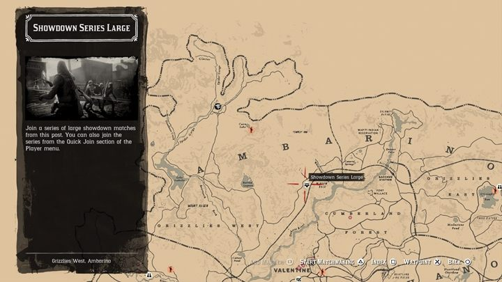 The key to success is to participate in matchmaking - Starting Tips for Red Dead Online - Basics - Red Dead Online Guide