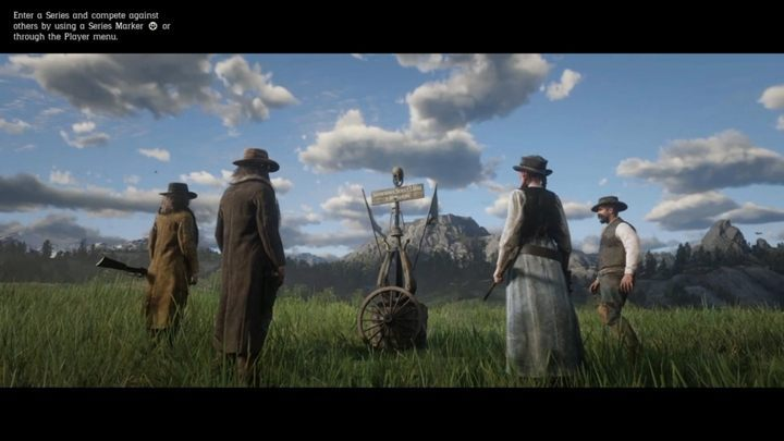 Lets start with the story aspect of this mode - Red Dead Online Guide