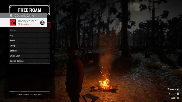 Description: Complete the Intro - Trophies in Red Dead Online - Basics - Red Dead Online Guide