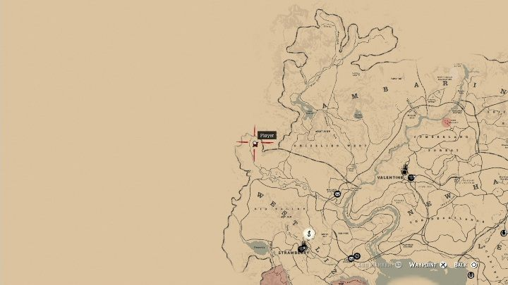 Rdr2 Karte Pdf.Mended Treasure Map Treasure Maps In Red Dead Redemption 2