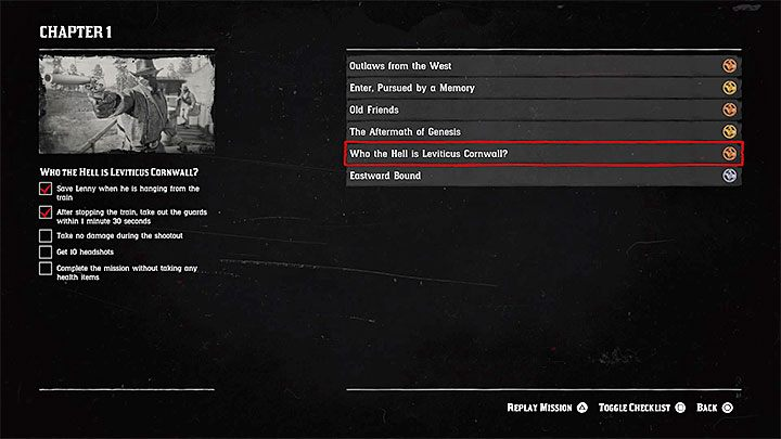 In RDR 2 you can replay the main story missions as many times as you like - How to replay missions in Red Dead Redemption 2? - FAQ - Red Dead Redemption 2 Guide
