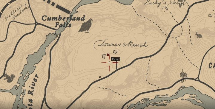 The book is in the eastern part of Grizzlies West - Unique items Red Dead Redemption 2 - Secrets and collectibles - Red Dead Redemption 2 Guide