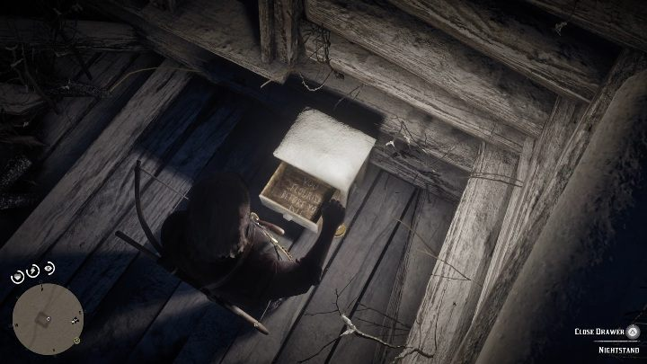 No, you will get almost nothing - Hidden cabins in Red Dead Redemption 2 - Secrets and collectibles - Red Dead Redemption 2 Guide