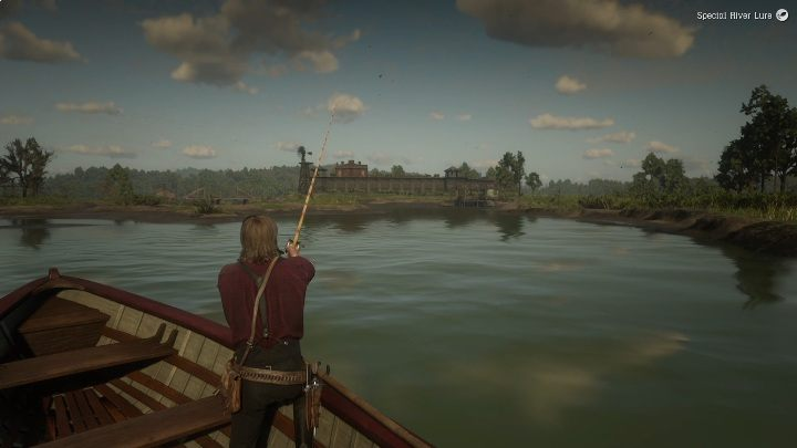 1 - Legendary Bullhead Catfish fish in RDR2 - Legendary fish - Red Dead Redemption 2 Guide
