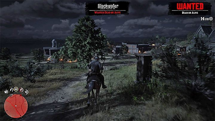 1 - Can you enter Blackwater in RDR2? - FAQ - Red Dead Redemption 2 Guide