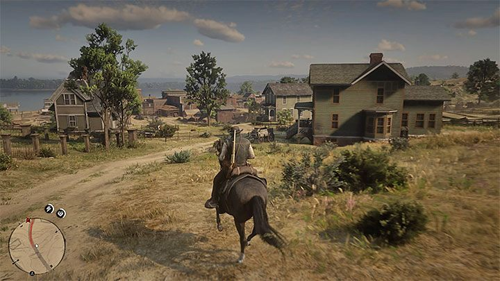 2 - Can you enter Blackwater in RDR2? - FAQ - Red Dead Redemption 2 Guide