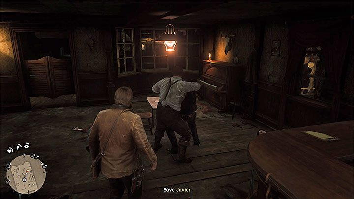 How to unlock: Meet with Javier Escuella in the saloon in Valentine - Americans At Rest - Red Dead Redemption 2 Walkthrough - Chapter 2 - Horseshoe Overlook - Red Dead Redemption 2 Guide