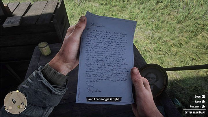 How to unlock: Read the letter from Mary and meet her in the womans house - We Loved Once and True - Red Dead Redemption 2 Walkthrough - Chapter 2 - Horseshoe Overlook - Red Dead Redemption 2 Guide