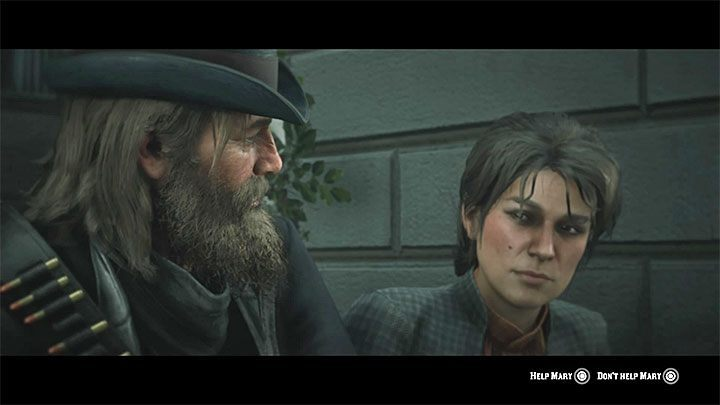 On the map of Saint Denis, you will see a marker indicating Mary - Fatherhood and Other Dreams | Side Quests in RDR2 - Side quests - Red Dead Redemption 2 Guide