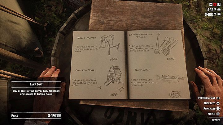 There are two main ways to solve the problem of not owning a boat - Where do I find the boat in RDR2? - FAQ - Red Dead Redemption 2 Guide
