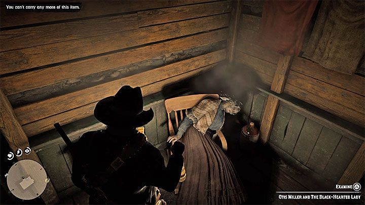 The comic book lies on the night drawer near the womans corpse - Item requests for the gang members in RDR2 - Secrets and collectibles - Red Dead Redemption 2 Guide