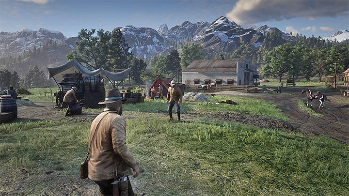The most important information is that you cannot challenge every person you meet for a revolver duel - How to win a revolver duel in RDR2? - FAQ - Red Dead Redemption 2 Guide
