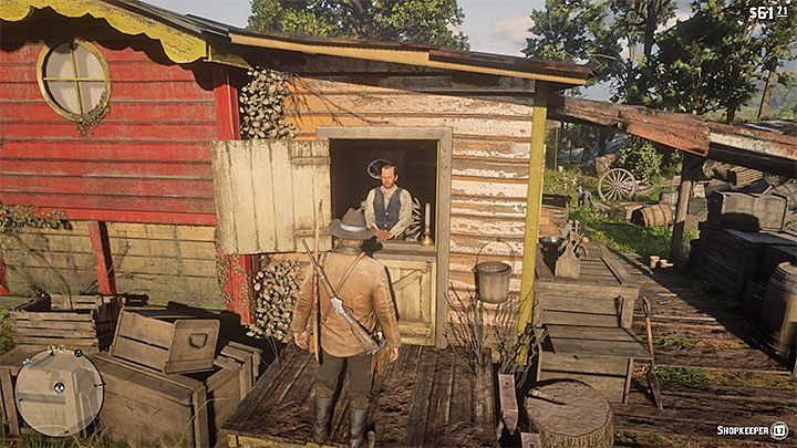 You can try to open a mailbox using e - How to open locked chests and safes in RDR2? - FAQ - Red Dead Redemption 2 Guide