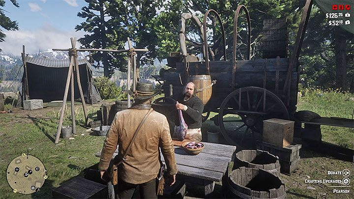 The only way to increase inventory capacity is to produce a new larger satchel - How to increase the capacity of your satchel in RDR2? - FAQ - Red Dead Redemption 2 Guide