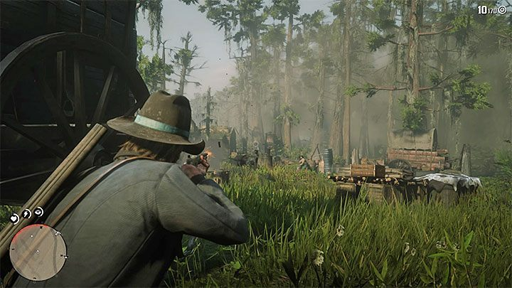 Here are the steps that we recommend - What is the easiest way to aim at your enemies in RDR2? - FAQ - Red Dead Redemption 2 Guide