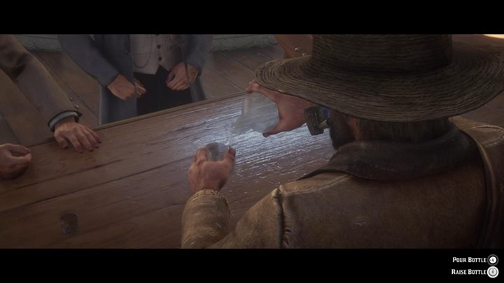 Watch a cut-scene - Advertising, the New American Art I-II - Red Dead Redemption 2 Walkthrough - Chapter 3 - Clemens Point - Red Dead Redemption 2 Guide
