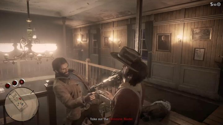 This scene wont last long - Advertising, the New American Art I-II - Red Dead Redemption 2 Walkthrough - Chapter 3 - Clemens Point - Red Dead Redemption 2 Guide