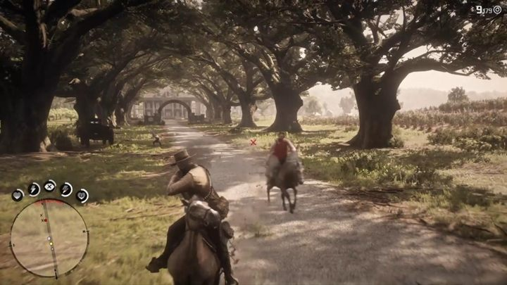 Approach the white horse and calm it down - Horse Flesh for Dinner - Red Dead Redemption 2 Walkthrough - Chapter 3 - Clemens Point - Red Dead Redemption 2 Guide
