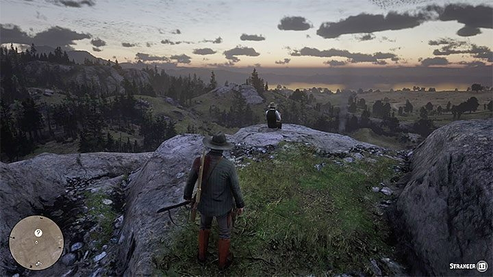 You can unlock this mission as soon as you get to the campaigns epilogue, but you can only take care of it when the main story is fully completed - The American Inferno, Burnt Out in Red Dead Redemption 2 - Side quests - Red Dead Redemption 2 Guide