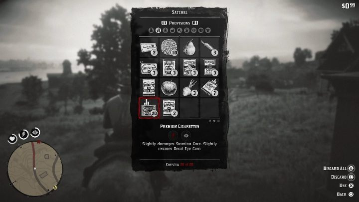 You will receive one random collectors card each time you buy/pick up Premium Cigarettes - How to quickly get the collectors cards in Red Dead Redemption 2? - Collector cards - Red Dead Redemption 2 Guide