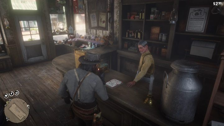 Remember that only a few packs of cigarettes can be stored in the bag - How to quickly get the collectors cards in Red Dead Redemption 2? - Collector cards - Red Dead Redemption 2 Guide