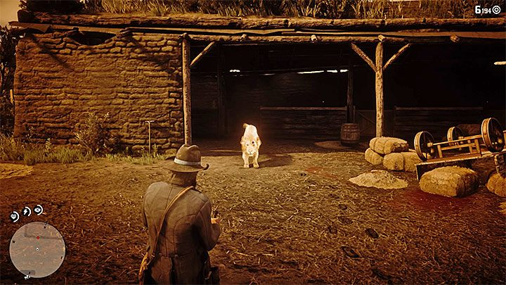 Enter the stable - the game will play a short cut-scene - Hes British, Of Course | Side Quests in RDR2 - Side quests - Red Dead Redemption 2 Guide