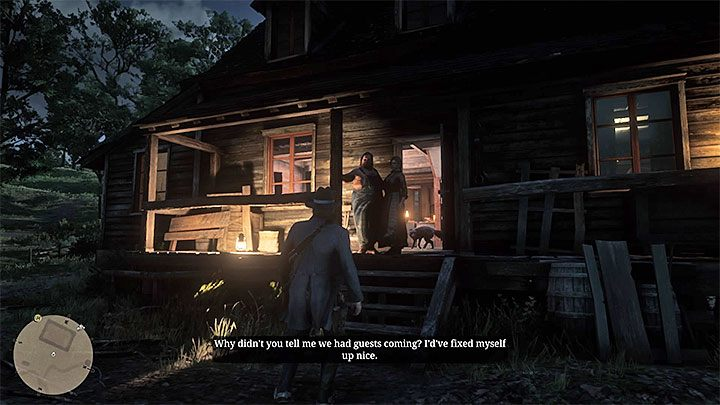 How to retrieve your money at pig farm in Aberdeen in RDR2? - Red