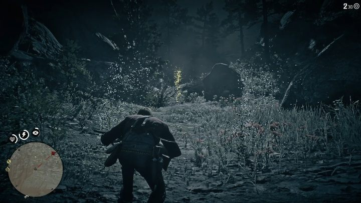 The bear will attack you if you stand in its way and the same would happen if you start shooting at it - Legendary Bear tactics in Red Dead Redemption 2 - Legendary Animals - Red Dead Redemption 2 Guide
