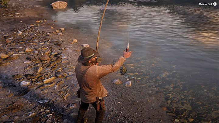 Abigail will ask the main character to teach her son Jack how to fish - How do I get the fishing rod in RDR2? - FAQ - Red Dead Redemption 2 Guide
