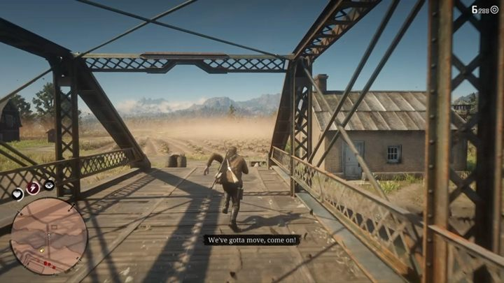 However, there is another and faster way of completing this section (it will also make you closer to getting the gold medal) - Visiting Hours - Red Dead Redemption 2 Walkthrough - Chapter 6 - Beaver Hollow - Red Dead Redemption 2 Guide