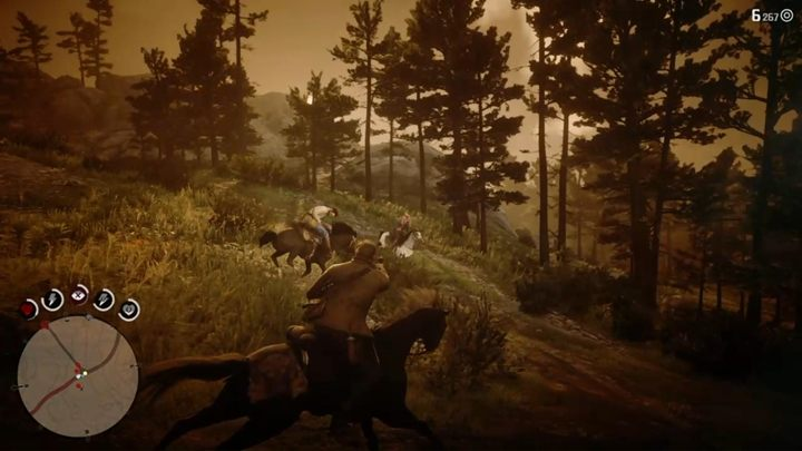 Watch a few cut-scenes - The Fine Art of Conversation - Red Dead Redemption 2 Walkthrough - Chapter 6 - Beaver Hollow - Red Dead Redemption 2 Guide