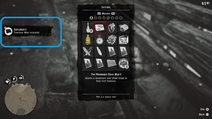 When you start the challenge, a corresponding icon will appear in the top right corner - How to unlock Challenges in Red Dead Redemption 2? - FAQ - Red Dead Redemption 2 Guide