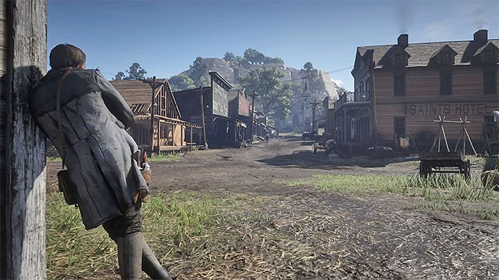 1 - Starting tips for Red Dead Redemption 2 - Game basics - Red Dead Redemption 2 Guide