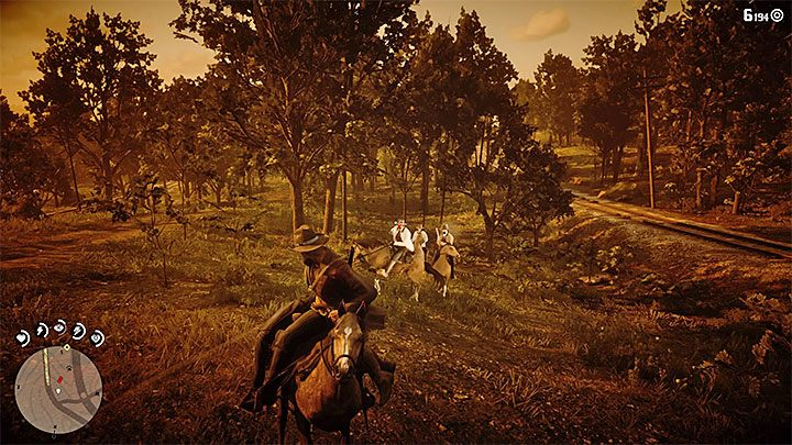 Place unconscious Lindsey or his corpse on the horse and head back towards Saint Denis - Lindsey Wofford - Bounty Hunting Missions in RDR2 - Saint Denis - Red Dead Redemption 2 Guide