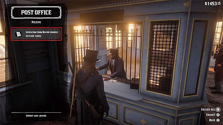You can perform missions for mayor Henri Lemieux in chapter 4 of the game, but unblocking the task is quite troublesome - Idealism and Pragmatism for Beginners | Side Quests in RDR2 - Side quests - Red Dead Redemption 2 Guide