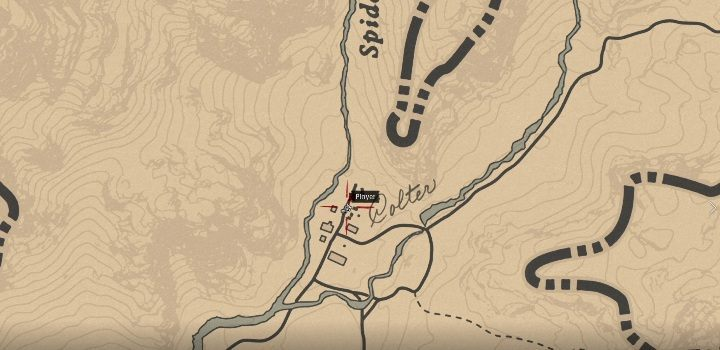 The grave can be found in the northern part of the map, near Spider Gorge - Graves in Red Dead Redemption 2 - Secrets and collectibles - Red Dead Redemption 2 Guide