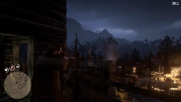 When you reach the palisade, find Charles and choose the option that you want to kill the enemies yourself - The Kings Son - Red Dead Redemption 2 Walkthrough - Chapter 6 - Beaver Hollow - Red Dead Redemption 2 Guide