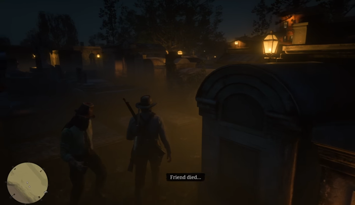 Now go back to the main path and proceed forward - Angelo Bronte, a Man of Honor - Red Dead Redemption 2 Walkthrough - Chapter 4 - Shady Belle - Red Dead Redemption 2 Guide