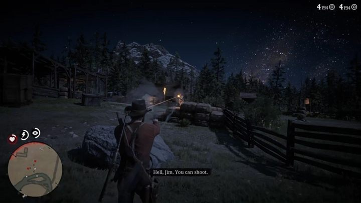 Ride to the bandits ranch - Jim Milton Rides, Again - Red Dead Redemption 2 Walkthrough - Epilogue 1 - Pronghorn Ranch - Red Dead Redemption 2 Guide