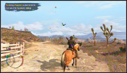 Target: Shoot 5 birds - Challenges - Sharpshooter - Challenges - Red Dead Redemption - Game Guide and Walkthrough