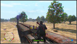 Target: Kill 5 birds from the train - Challenges - Sharpshooter - Challenges - Red Dead Redemption - Game Guide and Walkthrough