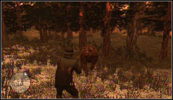 Target: Kill tree bear with a head shot - Challenges - Sharpshooter - Challenges - Red Dead Redemption - Game Guide and Walkthrough