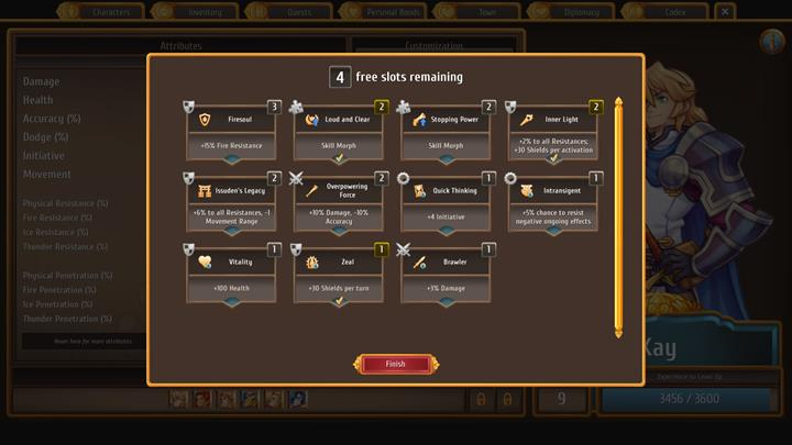 2 - The character tab and most important stats - Gameplay Basics - Regalia: Of Man and Monarchs Game Guide