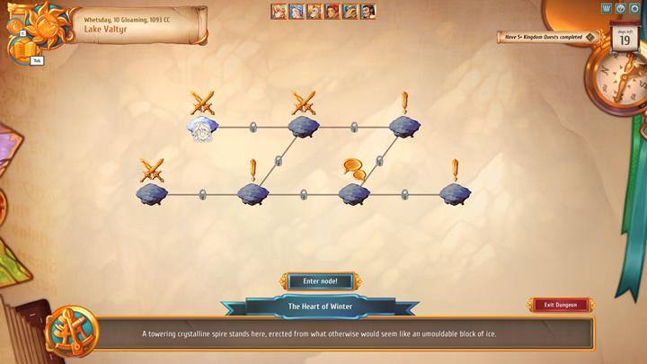 During expeditions, you may often run into an exclamation mark � it signifies additional adventures and side quests. - Regular and kingdom quests - City Management - Regalia: Of Man and Monarchs Game Guide