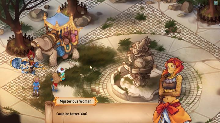 As soon as you end the journey, new events will occur in the kingdom - Royal quests | Walkthrough for Chapter 1 - Walkthrough for Chapter 1 - Regalia: Of Man and Monarchs Game Guide